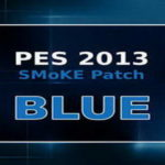 PES 2013 SMoKE Patch Blue Fix Update 5.2.8 Season 14/15