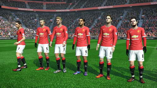PES 2013 Ultras RV-PESEdit 8 Patch Season 14-15 by Abdallah Tamer Ketuban Jiwa SS1