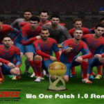 PES 2013 Wa One Patch v1.0 Standalone Version Season 14/15