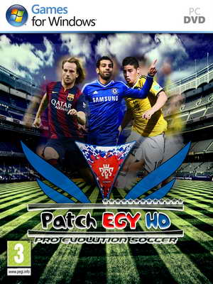 PES 6 EGY-HD Update Patch New Season 14-15 Ketuban Jiwa