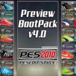 PES 2010 Bootpack v4.0 Season 14/15 by MateusNkc