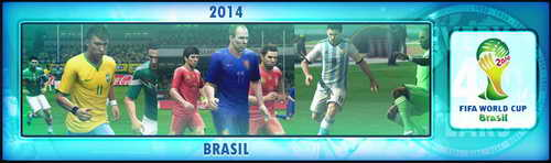 PES 2013 Every 4 Years World Cup History Patch Update 2 by Klashman Ketuban Jiwa SS1