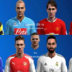 PES 2013 PESEdit 6.0 Facespack Update 2014/2015 by THSPatcher