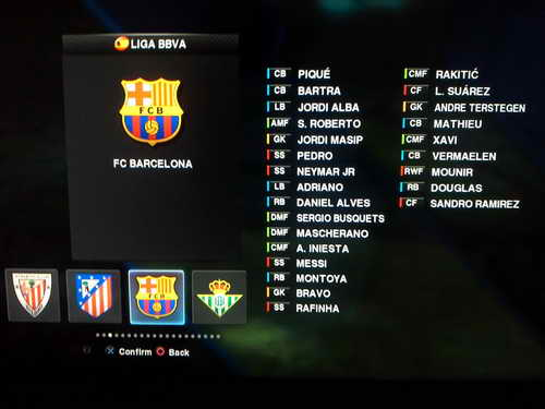 PES 2013 PS3 Mega Super Patch Season 14-15 by Akram Sabry Ketuban Jiwa SS1