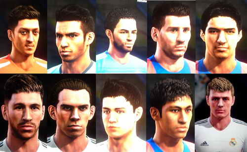 PES 2013 PS3 Mega Super Patch Season 14-15 by Akram Sabry Ketuban Jiwa SS4