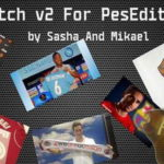 PES 2013 SM Patch v2.0 For PESEdit 6.0 by Sasha&Mikael