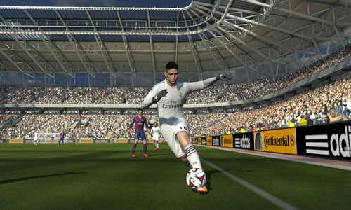 PES 2014 Pesgalaxy Patch 3.00 Fix Update Season 14/15