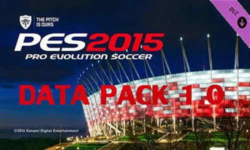 PES 2015 DLC 1.00 PS3 Official Datapack Single Link Ketuban Jiwa