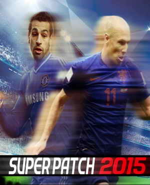 PES 2015 Egyptian Super Patch (Demo) by Mody 99 Ketuban Jiwa