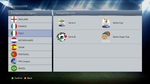 PES 2015 License Patch 1.01 Names-Logos-Cups-Teams by Laim Ketuban Jiwa SS1