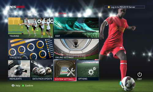 PES 2015 License Option File Patch Update v2 by Laim