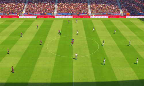 PES 2015 More Extra Colors Settings by Firas Zinou Ketuban Jiwa