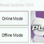 PES 2015 Offline/Online Crack Switcher Tools by Ginda01