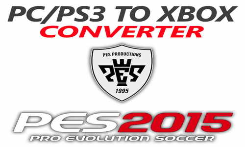 PES 2015 PC&PS3 To XBOX Converter Tools by Rocky5 Ketuban Jiwa