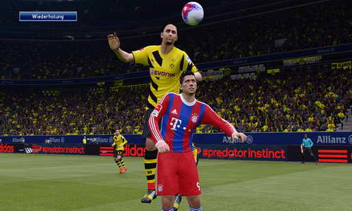 PES 2015 PESGalaxy Patch Version 1.00 Full Bundesliga+Online