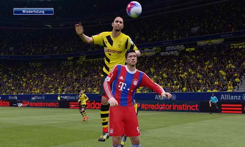 PES 2015 PESGalaxy Patch Version 1.00 Full Bundesliga+Online Ketuban Jiwa