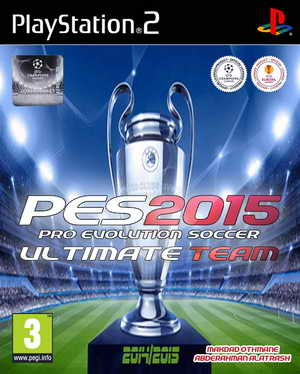 PES 2015 PS2 Ultimate Team Single Link by Makdad Othmane Ketuban Jiwa