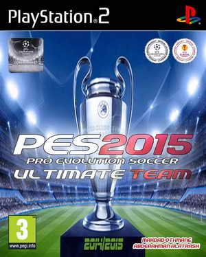 PES 2015 PS2 Ultimate Team Single Link by Makdad Othmane Ketuban Jiwa