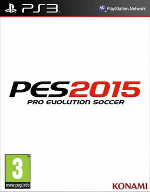 PES 2015 PS3 Save Edit Mod Fix Kits/Names/Logos by FGR