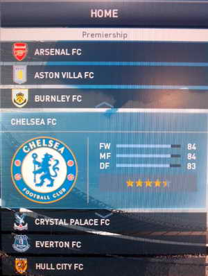 PES 2015 Premier League EPL Fixed Real Names-Logos Ketuban Jiwa