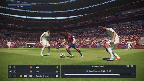 PES 2015 SweetFX Settings HD Natural 1080p v1.5 by Pimplo Ketuban Jiwa SS1