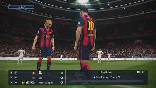 PES 2015 SweetFX Settings HD Natural 1080p v1.5 by Pimplo Ketuban Jiwa SS5