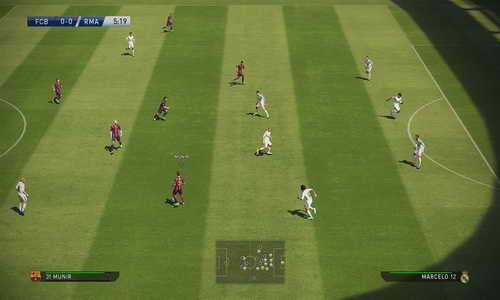 PES 2015 SweetFX Settings HD Natural 1080p v1.5 by Pimplo