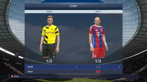 PES 2015 Tun Makers Patch Update Fix v0.2 Full Online Ketuban Jiwa SS1
