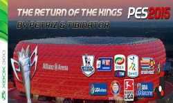 PES 2015 XBOX360 The Return of the Kings Patch Update v2.0+v2.1 Ketuban Jiwa