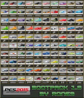 Pro Evolution Soccer PES 2015 Bootpack v1.0 by Ron69 Ketuban Jiwa