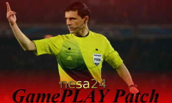 Pro Evolution Soccer PES 2015 Modern GamePlay Patch by Nesa24 Ketuban jiwa