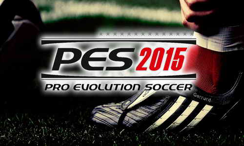 Pro Evolution Soccer PES 2015 No Replay Logo (All GameModes) by Fruits Ketuban Jiwa