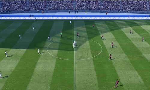 Pro Evolution Soccer PES 2015 Fix Graphic Online Patch