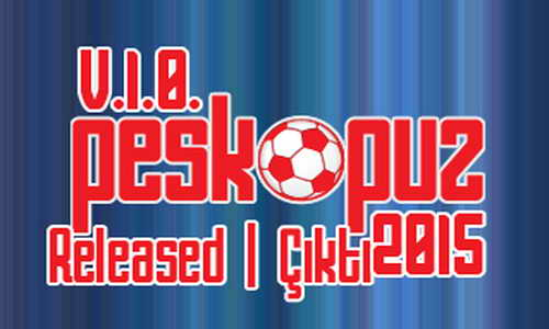 Pro Evolution Soccer PES 2015 PESKopuz Full Patch v1.0