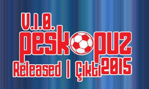 Pro Evolution Soccer PES 2015 PESKopuz Full Patch v1.0 Ketuban Jiwa
