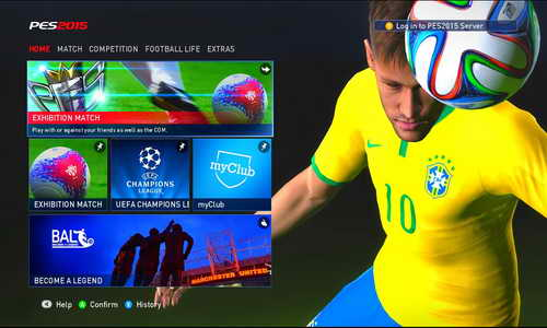 Pro Evolution Soccer PES 2015 Sun-Patch v1.0 Full License Ketuban Jiwa