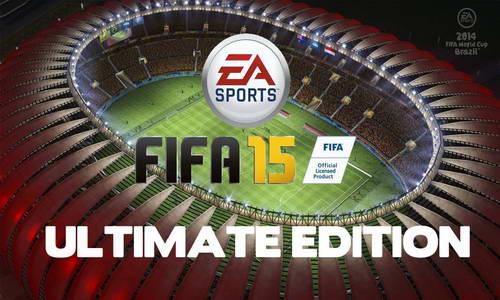 FIFA 15 ModdingWay Mod Patch Update Version 1.1.0 Ketuban Jiwa