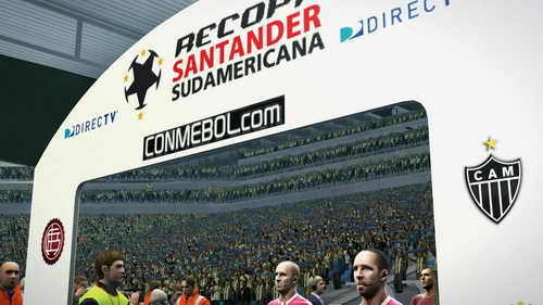 PES 2013 PESBoleiros Sudamericano Update Patch 6.0+Fix Ketuban Jiwa SS4