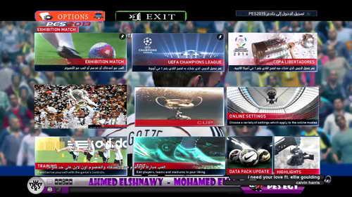 PES 2013 PESEgy Nova Premium League Patch Season 14-15 Ketuban Jiwa SS1