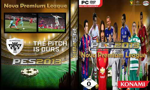 PES 2013 PESEgy Nova Premium League Patch Single Link