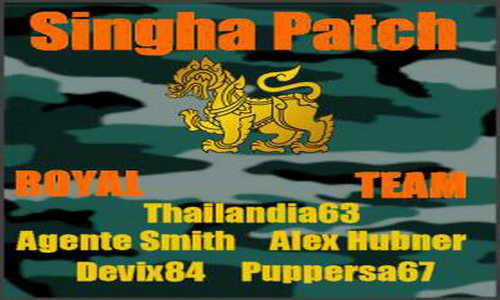 PES 2013 PS3 Shinga Patch v2.00 Royal Team (BLES01708)