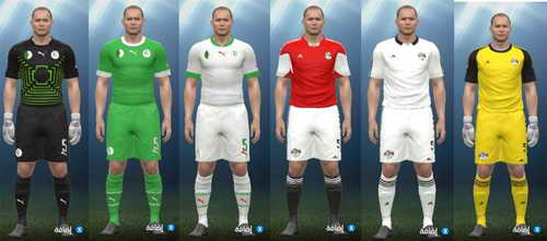 PES 2015 Arab Golden Patch v1.0+Egyptian&Algerian League Ketuban Jiwa SS3