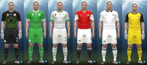 PES 2015 Arab Golden Patch v1.0+Egyptian&Algerian League Ketuban Jiwa SS3