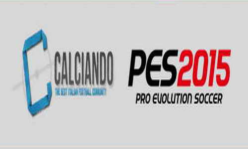 PES 2015 Calciando Italian Star Patch 0.2 (DLC 2.0+1.02)