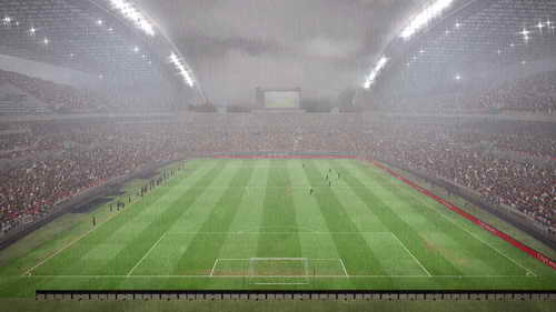 PES 2015 Graphics Fog Mod Rainy Day Matches by Fruits Ketuban Jiwa SS3
