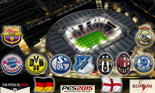 PES 2015 Graphics Mod For Pesgalaxy 1.50 by ®starmann65 Ketuban Jiwa
