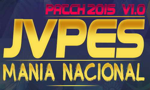 PES 2015 JVPES Mania Nacional Full Patch v1.0+Bundesliga