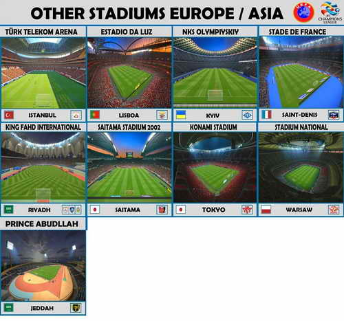 PES 2015 New 26 Stadiums Pack Update v2 by Estarlen Silva Ketuban Jiwa SS3