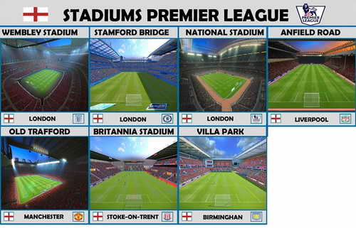 PES 2015 New 26 Stadiums Pack Update v2 by Estarlen Silva Ketuban Jiwa SS4