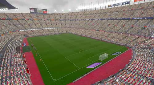 PES 2015 New 26 Stadiums Pack&Adboards by Estarlen Silva Ketuban Jiwa SS2